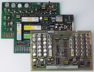 Combitronic logic boards